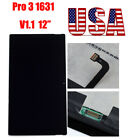 For Microsoft Surface 12'' Pro 3 1631 LCD Touch Screen Digitizer Assembly USA