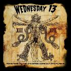 Wednesday 13 - Monsters Of The Universe Come Out And Plague CD New / Sealed