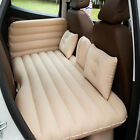 Inflatable Car Air Bed Mattress Back Seat Cushion for Outdoor Camping Travel US