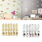 Princess Crown Personalize Wall Sticker Decal Vinyl Baby Room Mural Decor 18Pcs