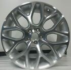 ONE 1 USED OEM 19x80 MACHINED SILVER 2013 2016 FORD FUSION WHEEL 3963