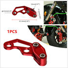 Aluminum Alloy Motorcycle ATV Bikes Modified Oil Pipe Brake Line Clamp Universal