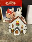 LEMAX Dickensvale Church Chapel Cathedral Christmas Train Village House In Box