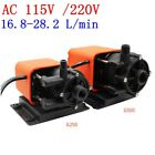 AC Magnetic Circulation Pump Engine Cooling Pump for Marine Air Conditioning New