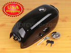 1x Black Vintage Fuel Gas Tank Cafe Racer Fit For Honda benly CD50 CD70 CD90 US