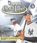 2018 Topps Gold Label Baseball Sealed Hobby Box