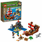 LEGO Minecraft  The Pirate Ship Adventure 21152 ( New)