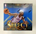 2014 15 PANINI SELECT BASKETBALL SEALED HOBBY BOX