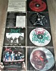 BLOOD - 4 CD's Lot First press - Cult grindcore!!!
