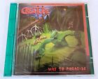 Creature - Way To Paradise (CD, 2003, Karthago Records) NEW! (Shrink Wrap Wear)