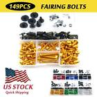 CNC Alloy Fairing Bolts Complete Kit Fastener Clips Screws For Aprilia TUONO R