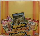 2013 Topps Wacky Packages Series 11 ANS11 Factory Sealed Box 24 10