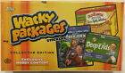 2013 Topps Wacky Packages Collector Edition Factory Sealed Hobby Only Box 14 6