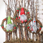 Christmas Faceless Gnome Santa Claus Xmas Tree Hanging Doll Decoration Ornament