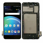 LCD Display Touch Screen Digitizer + Frame For LG Phoenix 4 AT&T LM-X210APM