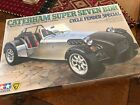 Tamiya | NEW SEALED | 1:12 KIT | Caterham S7 Cycle Fender | Master's Coachwork