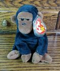 Ty Beanie Babies Original Congo the Gorilla Tags 1996 Retired Tag