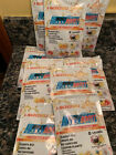 10 Built Boost Energy Sample Vitamin Drink Packages - 60 packets total