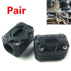 Pair 22/25/28mm Motorcycle Engine Protect Guard Bumper Block For BMW R1200GS ADV