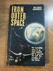 Mildred Danforth From Outer Space 1963 First Edition Acceptable Sci Fi Book