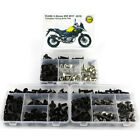 For Suzuki DL650 V-Strom 650 2017-2019 Complete Fairing Bolts Fasteners Kit
