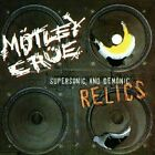Motley Crue Supersonic and Demonic Relics CD (MINT, played once, FREE Shipping)