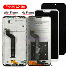 For Xiaomi Redmi 6 Pro/Mi A2 Lite LCD Display Touch Screen Digitizer Replacement