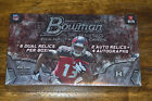 2014 Bowman Sterling Football Factory Sealed Hobby Box