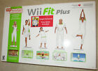 NEW Nintendo Wii Fit Plus Balance Board  Wii Fit  Biggest Loser Game Discs