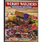 Weight Watchers Favorite Recipes Plume Paperback VERY GOOD