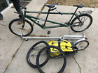 Cannondale MT1000 tandem Bicycle Nice CONDITION Full Package