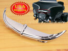Chrome Bat Brow Fairing Accent For Harley Tri Glide Ultra Classic FLHTCUTG 09-13