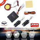 125dB 2 Remote Control Engine Anti-theft Security Alarm System Motorcycle Bike