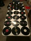 LOT OF 25 78 RPM 10 RECORDS VARIOUS ARTISTS  GENRES