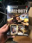 Call of Duty: Legacy (Sony PlayStation 2, 2007) They Are A Little Dirty.