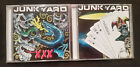 JUNKYARD - XXX / Joker 2-CD Set GENUINE original King Ink/BMI CD Release