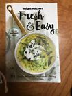 Weight Watchers Fresh And Easy Cookbook Book WW Smart Points 2015 Recipes Food
