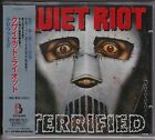 QUIET RIOT Terrified 1ST PRESS JAPAN CD ALCB-864 1994