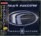 FEAR FACTORY Remanufacture (Cloning Technology) JAPAN CD RRCY-1040 1997 OBI