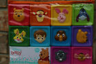 Disney Baby Soft Blocks Winnie The Pooh Colorful Blocks with Embossed Graphics