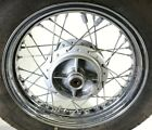 12 Honda CMX 250 Rebel 250 Rear Wheel Rim STRAIGHT (no tire) 15