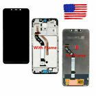 OEM LCD Display Touch Screen Digitizer Frame Assembly For XiaoMi Pocophone F1 US