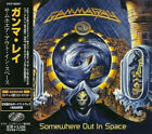 GAMMA RAY Somewhere Out In Space JAPAN CD VICP-60061 1997 OBI