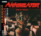 ANNIHILATOR King Of The Kill JAPAN CD APCY-8214 1994 OBI