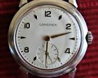 REDUCED...Vintage 1950 Longines men's watch, just fully serviced.