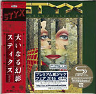 STYX The Grand Illusion JAPAN CD UICY-77885 OBI
