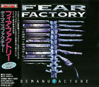 FEAR FACTORY Demanufacture JAPAN CD RRCY-3010 1996 OBI