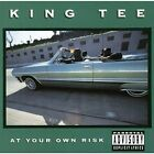 KING TEE At Your Own Risk JAPAN CD UICY-77665 2016 NEW