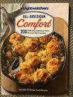 All American Comfort Food Cookbook Weight Watchers 200 Recipes
