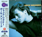 JACK WAGNER All I Need JAPAN CD WPCR-10481 1999
